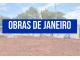 OBRAS REALIZADAS EM JANEIRO