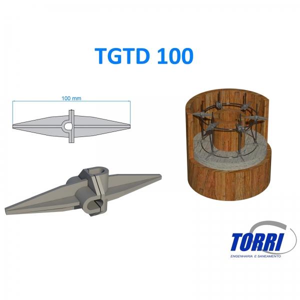 Espaçador TGTD