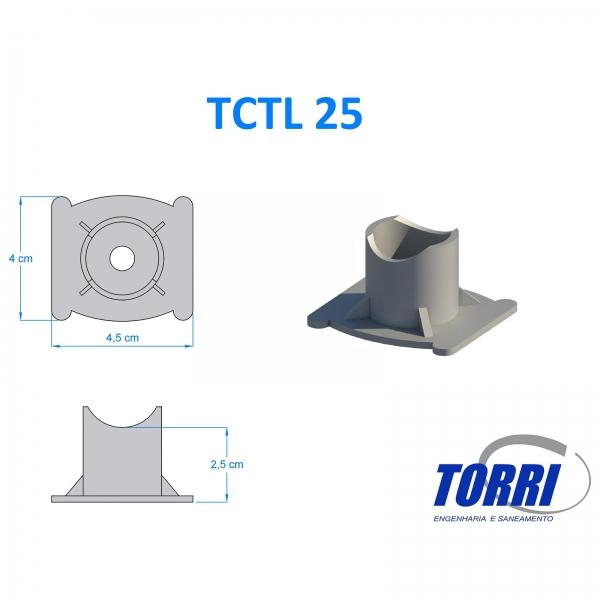 Espaçador TCTL