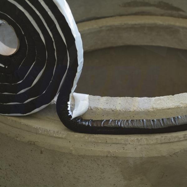 Selante para juntas de concreto pré-moldadas