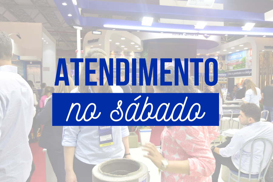 ATENDIMENTO NO SÁBADO